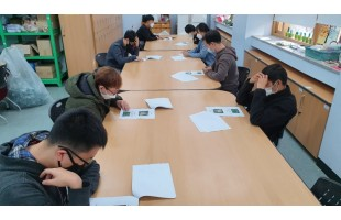 직업훈련실의 동료예절교육을 공유합니다!